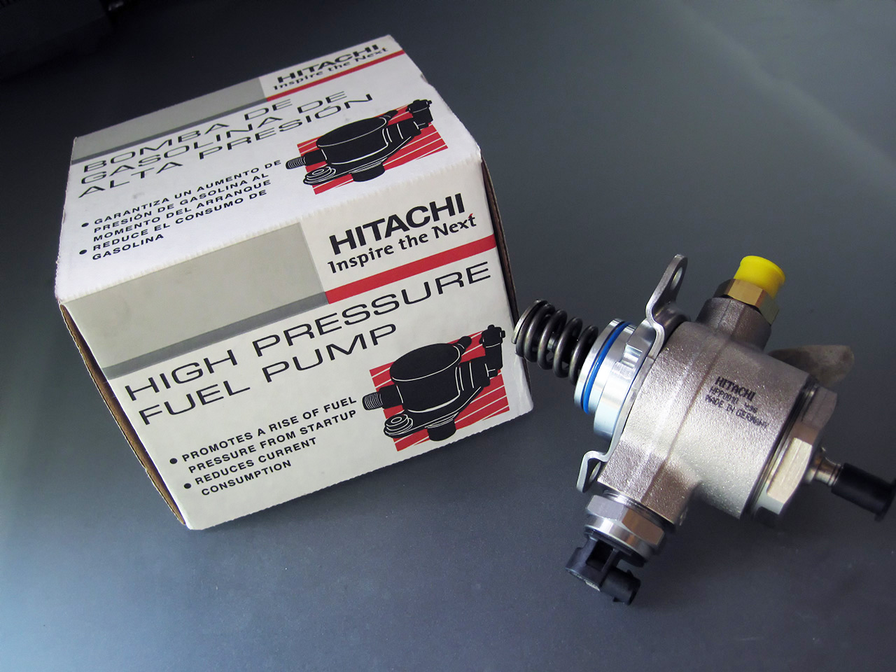 For Sale New In Box Oem High Pressure Fuel Pump Hpfp 220 Picked This Up A Suspected Leaking On My A4 And Discovered That Wasnt The Issue Im Past Return Period So It Goes
